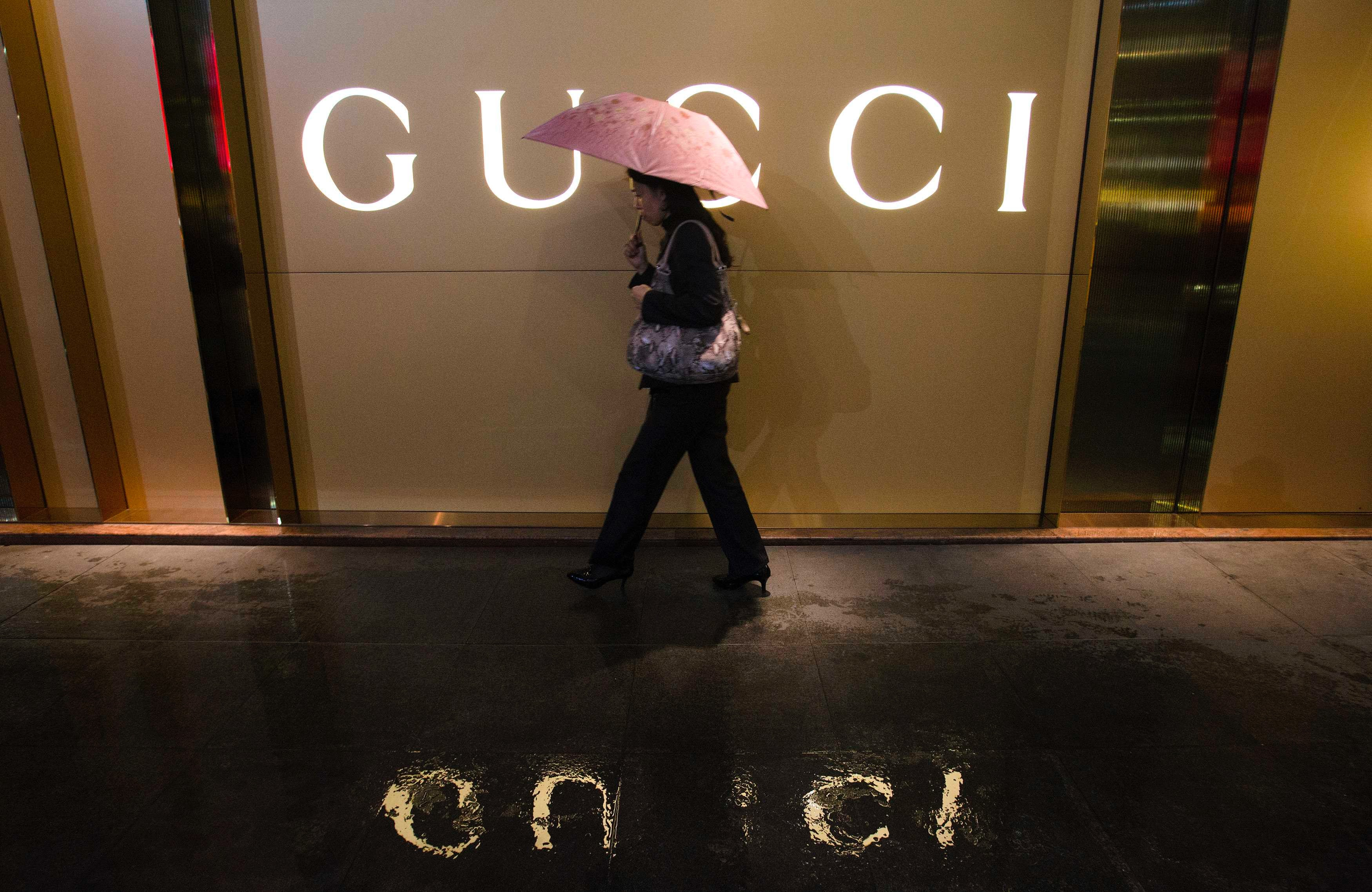 Gucci store | Source: Reuters