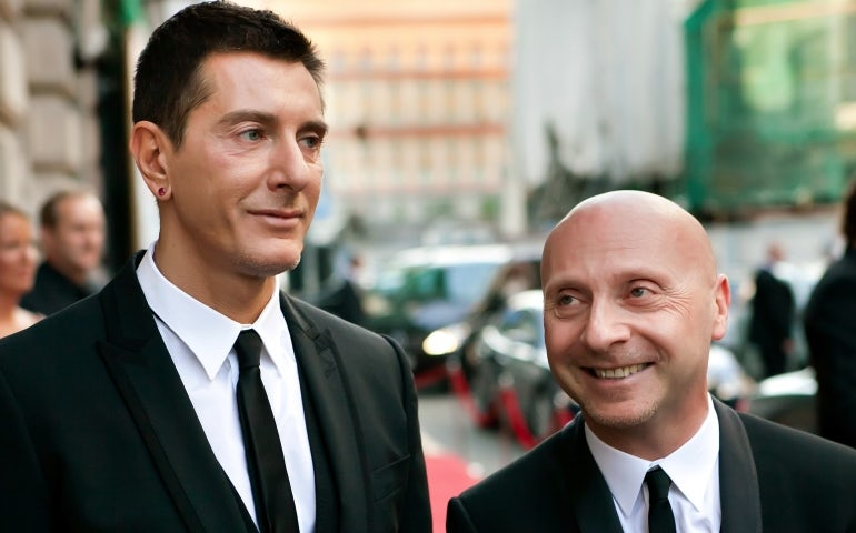Domenico Dolce and Stefano Gabbana | Source: Courtesy