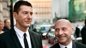 Domenico Dolce and Stefano Gabbana | Source: Courtesy