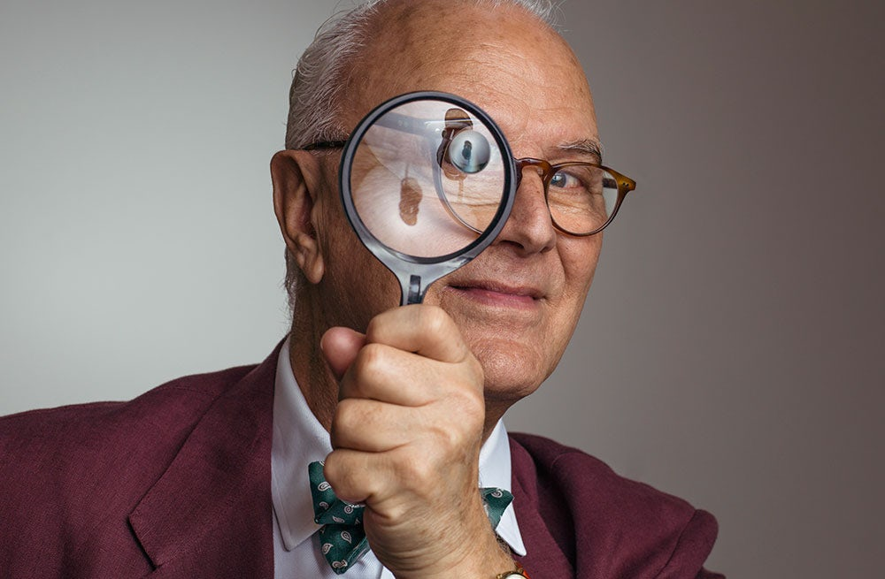 Manolo Blahnik | Photo: Piers Calvert