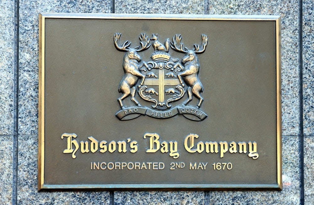 Hudson's Bay Plaque | Source: Shutterstock