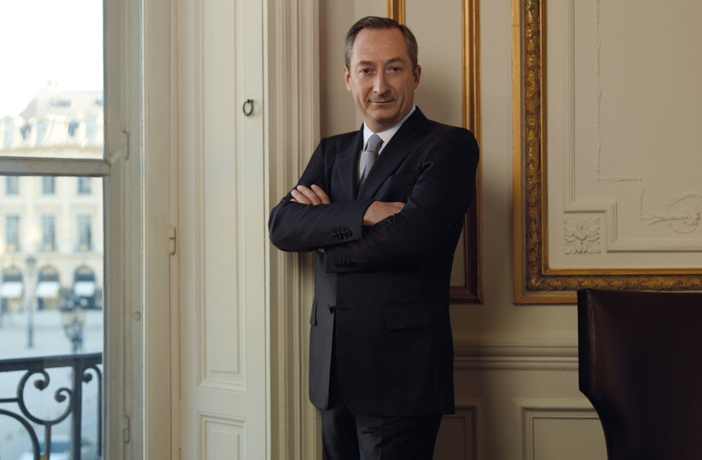 Stefano Sassi, CEO of Valentino | Source: Courtesy