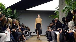 Céline Autumn/Winter 2014 runway show | Source: Nowfashion.com