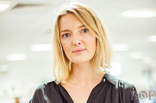 Rebecca Lowthorpe | Photo: Morgan O'Donovan for BoF