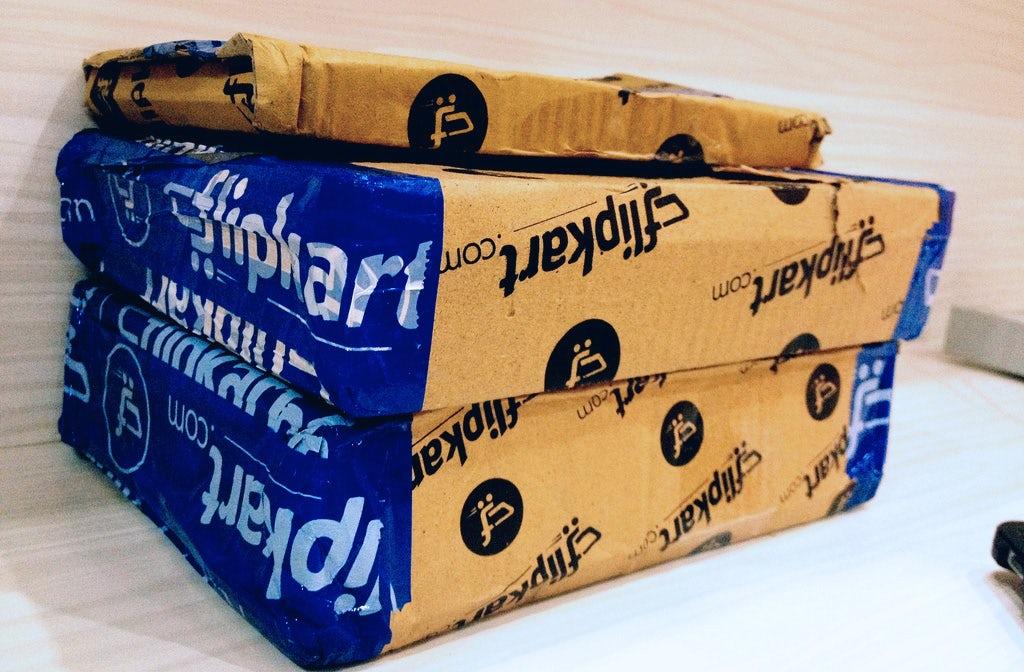 Flipkart packages | Source: Flickr