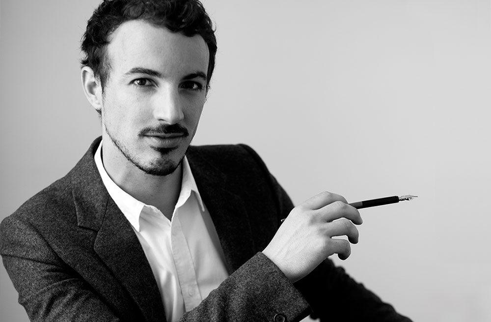 Nicolas Ouchenir   Photo: Noel Manalili