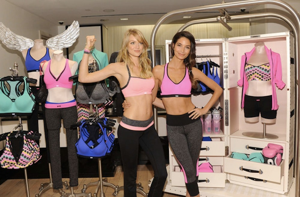 Victoria's Secret Sports Bras Selling Slower Than Expected