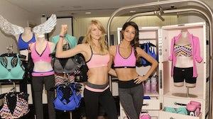 Victoria's Secret Sports Bra Promotion   Source: Victoria's Secret