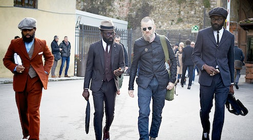 The Evolution of Pitti Uomo, Part II: New Frontiers and