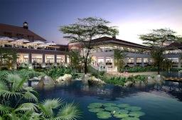 Rendering of The Hub Karen mall to open in Nairobi, Kenya in 2015 | Source: Knight Frank