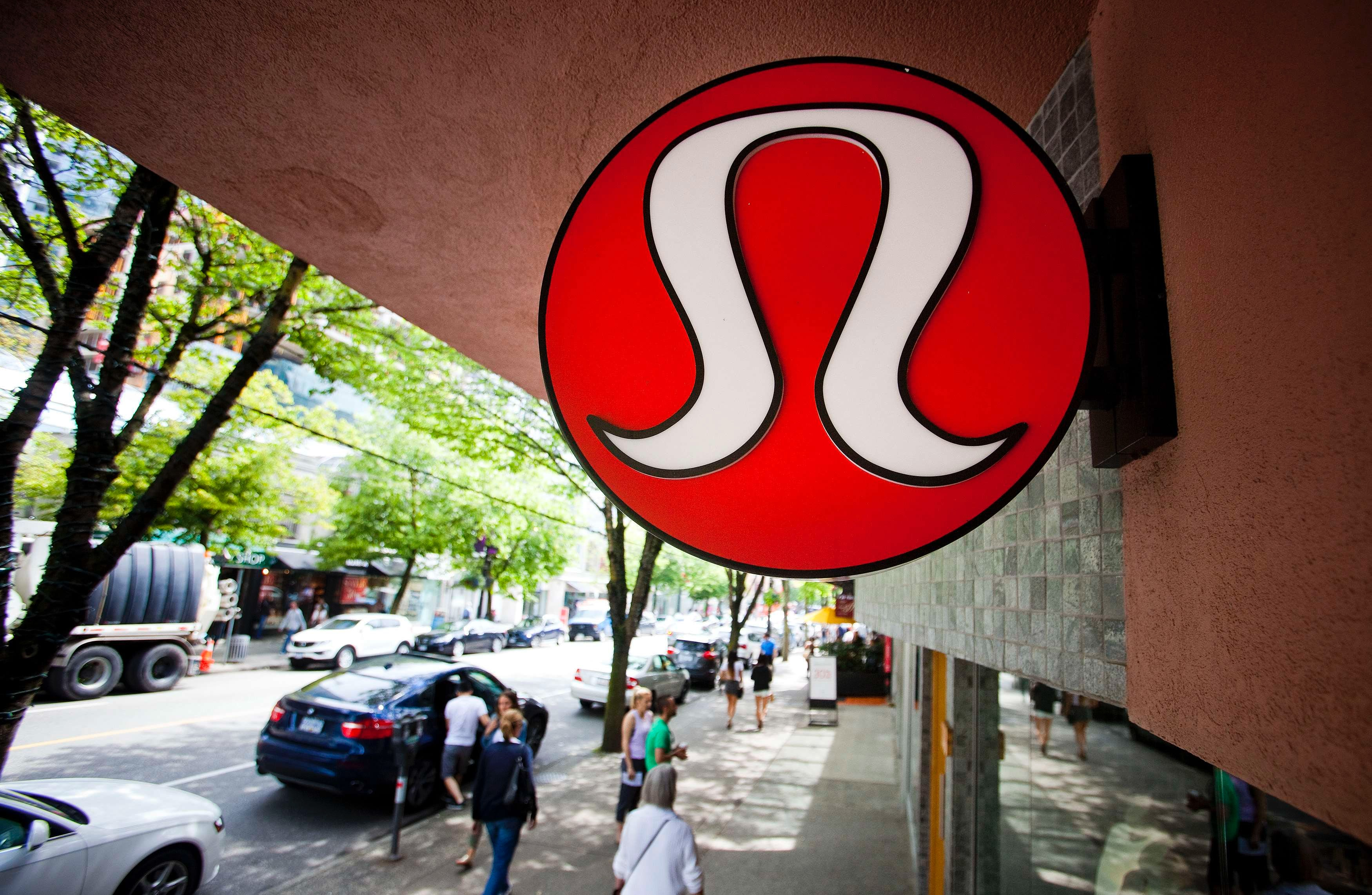 Lululemon store | Source: Reuters
