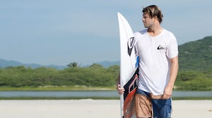 Quiksilver surfwear | Source: Quiksilver