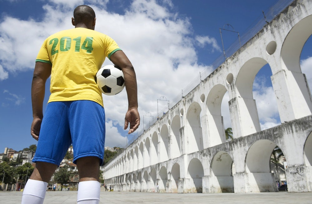 Brazilian Footballer | Source: Shutterstock