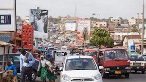 Ghana's capital Accra   Source: Shutterstock