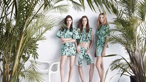 Zara Spring/Summer 2014 campaign | Source: Zara