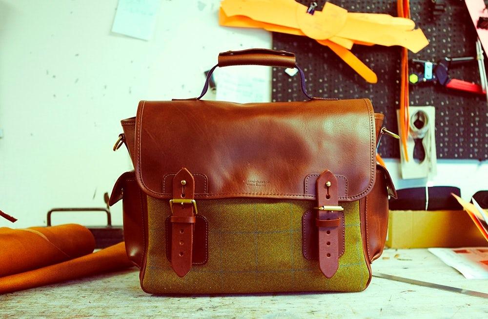 Article cover of Aspinal Handbags May Sell Minority Stake