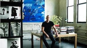 Richard Christiansen of Chandelier Creative | Photo: Barbara Anastacio