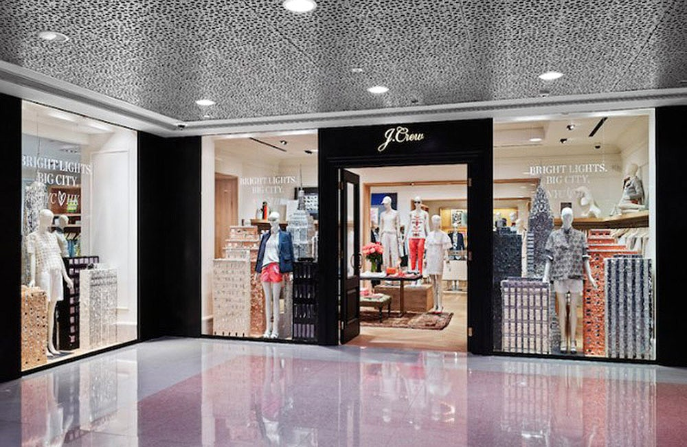 J.Crew store | Source: J.Crew