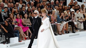 Chanel Haute Couture A/W 2015 | Source: Reuters