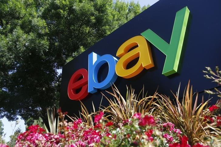 EBay headquarters | Source: Reuters