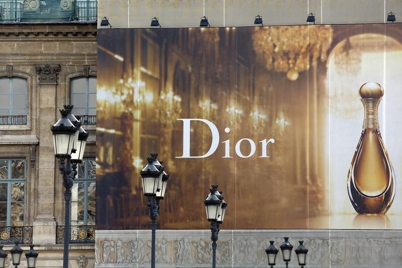 Christian Dior, the luxury goods group, is the main holding company of LVMH | Source: Reuters