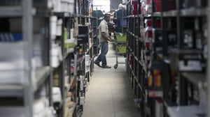 Online retailer Jumia's warehouse in Lagos | Source: Reuters