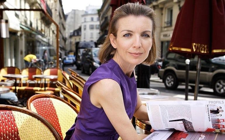 Floriane de Saint Pierre | Photo: Ben Baker