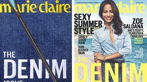 Marie Claire US August 2014 covers   Source: Marie Claire