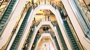 A shopping mall | Source: Shutterstock