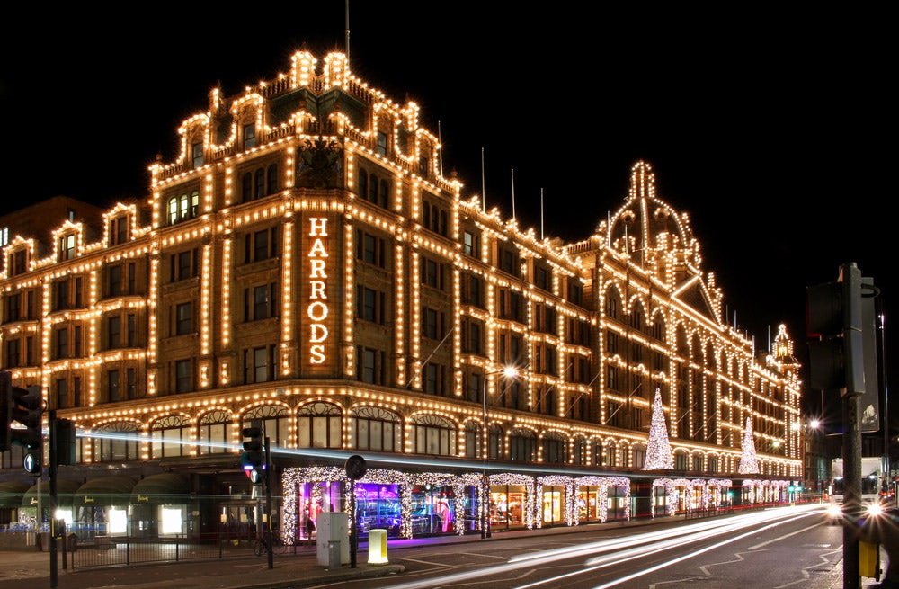 Don't Go Hunting for Black Friday Bargains at Harrods