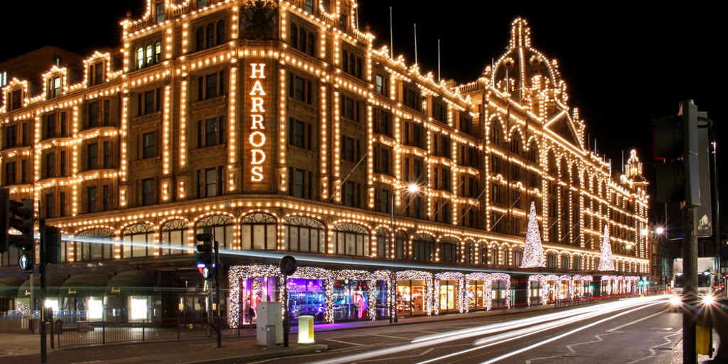 Kingdom Auto Sales >> Don't Go Hunting for Black Friday Bargains at Harrods ...