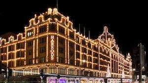 Harrods department store | Source: Shutterstock