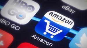 Amazon app | Source: Shutterstock