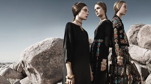 Valentino spring/summer 2014 campaign | Source: Valentino