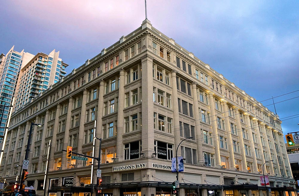 Hudson's Bay department store | Source: Flickr