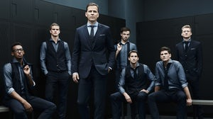 World Cup Champions from Germany in Hugo Boss Campaign