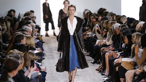 Michael Kors autumn/winter 2014 | Source: NowFashion