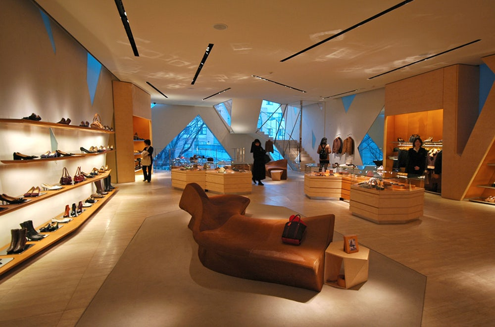 Inside a Tod's boutique   Source: Flickr