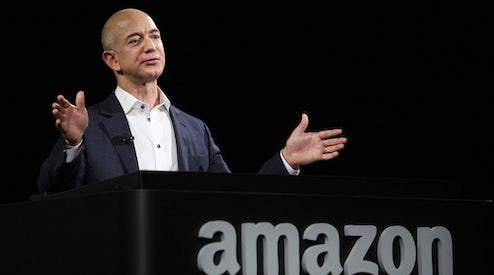 How Amazon Values Its Tech Assets for Tax Purposes | News