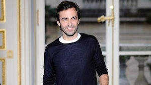 Nicolas Ghesquière | Source: Courtesy