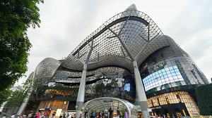 Ion Orchard shopping mall in Singapore | Source: Shutterstock