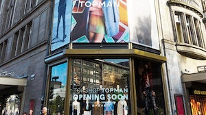 Edcon brings international brands such as Topshop to South Africa | Source: Shutterstock
