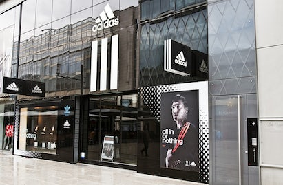 the adidas store