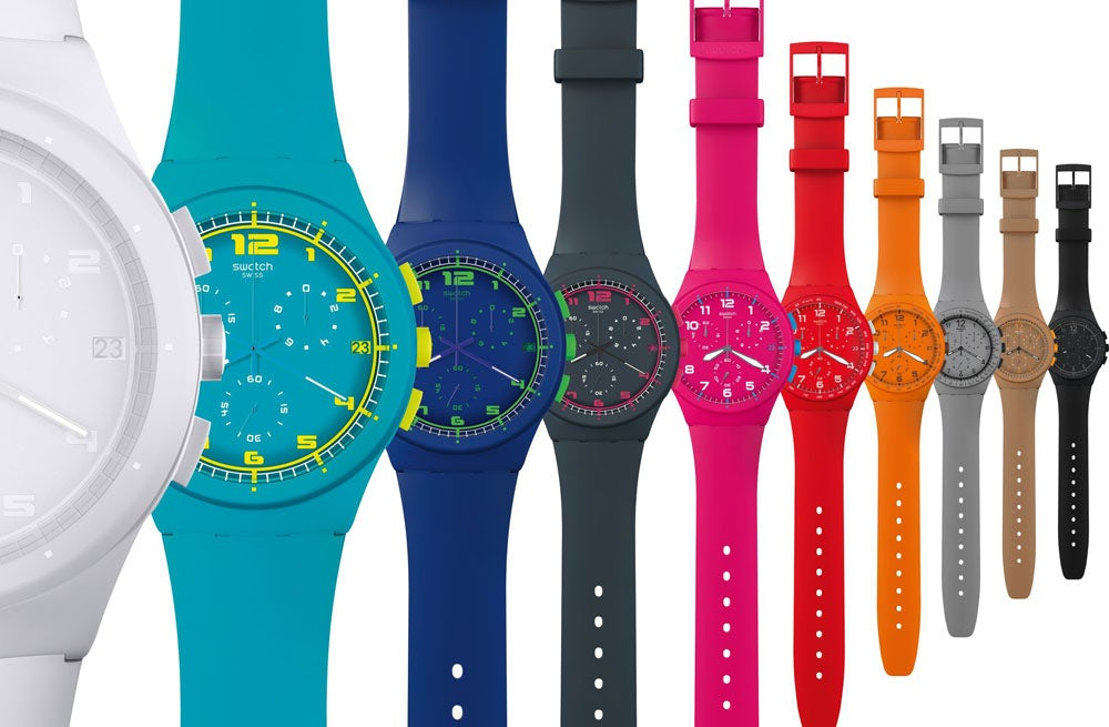Swatch Group To Launch Smartwatches Next Year
