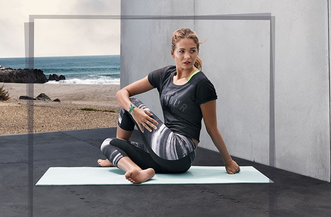 Under Armour yoga wear | Source: Under Armour
