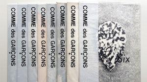 Comme des Garçons Six Magazines | Source: Idea Books