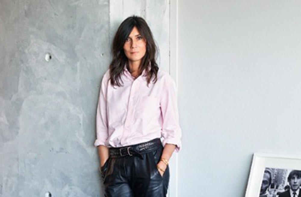 Emmanuelle Alt | Photo: Jonathan Frantini