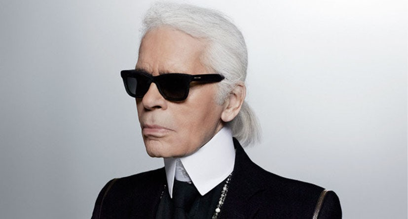 Karl Lagerfeld | Source: Courtesy