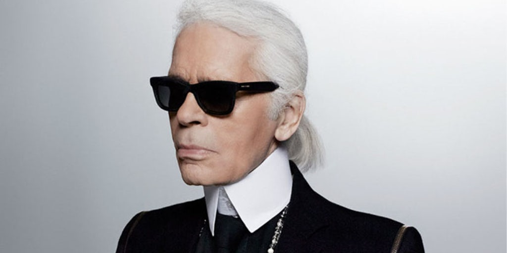 the life and career of karl lagerfield