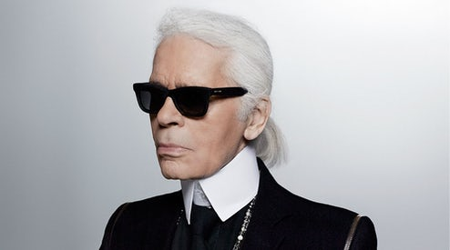 2563a05e4e85 Karl Lagerfeld, Mr Multitasker   People,  BoF500   BoF